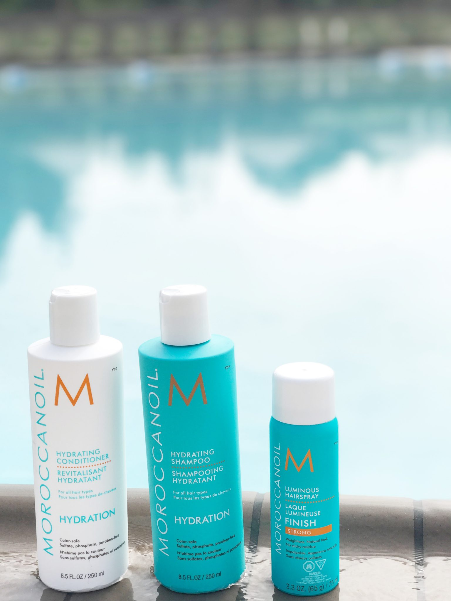 Moroccanoil hydration set review sparkleshinylove