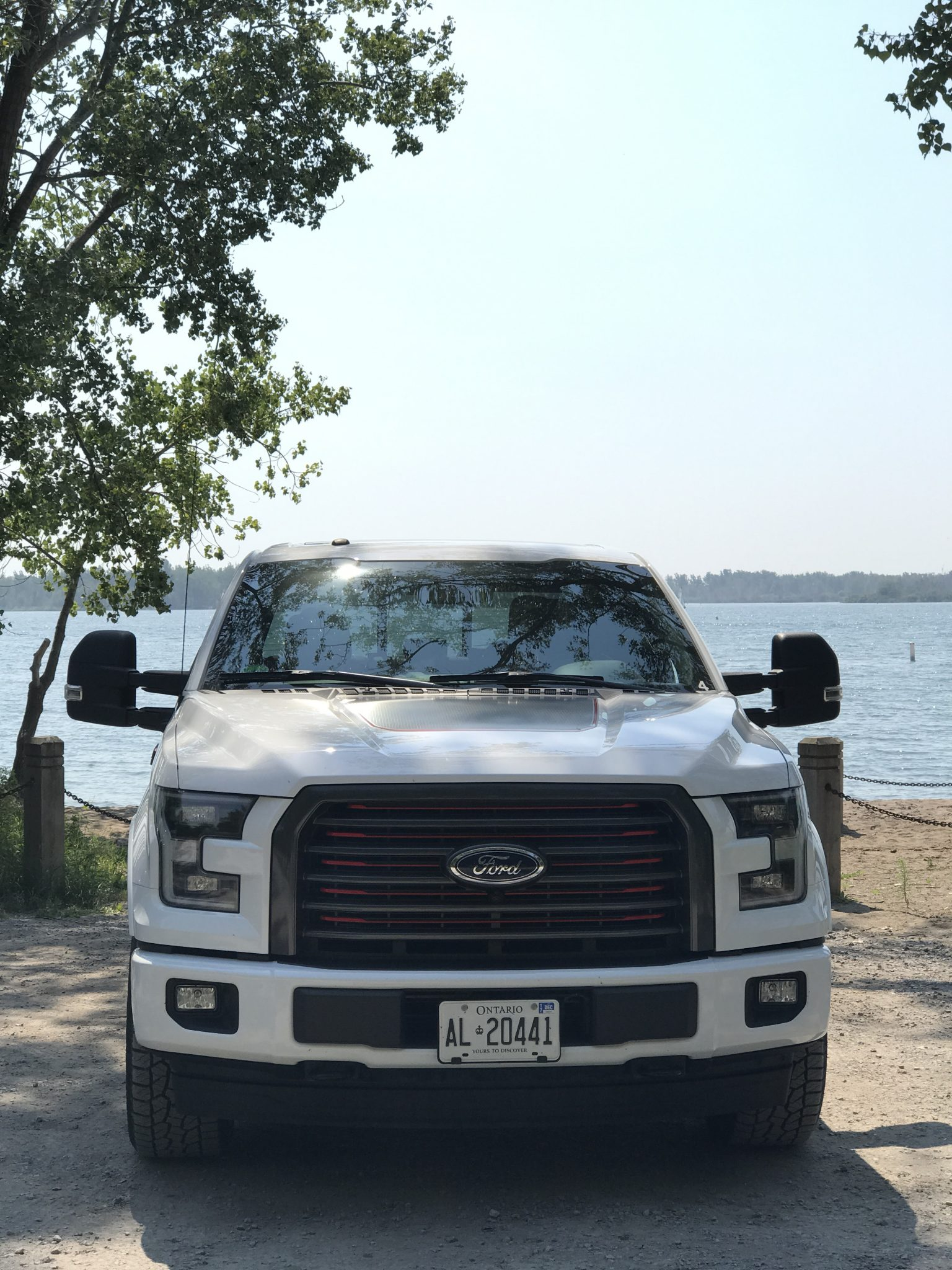 Spending the day with Ford F-150 sparkleshinylove