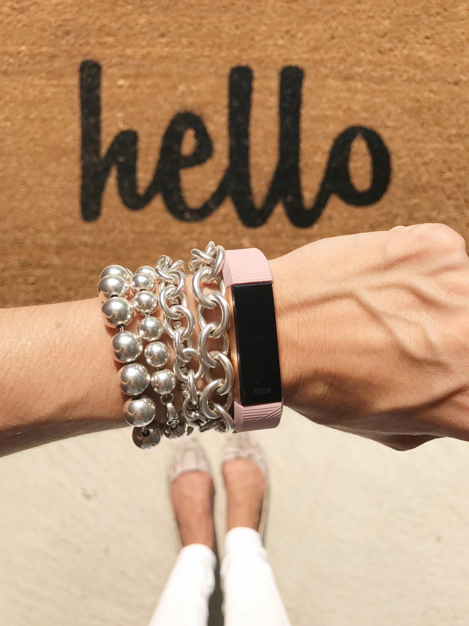 Fitbit Alta HR Review sparkleshinylove
