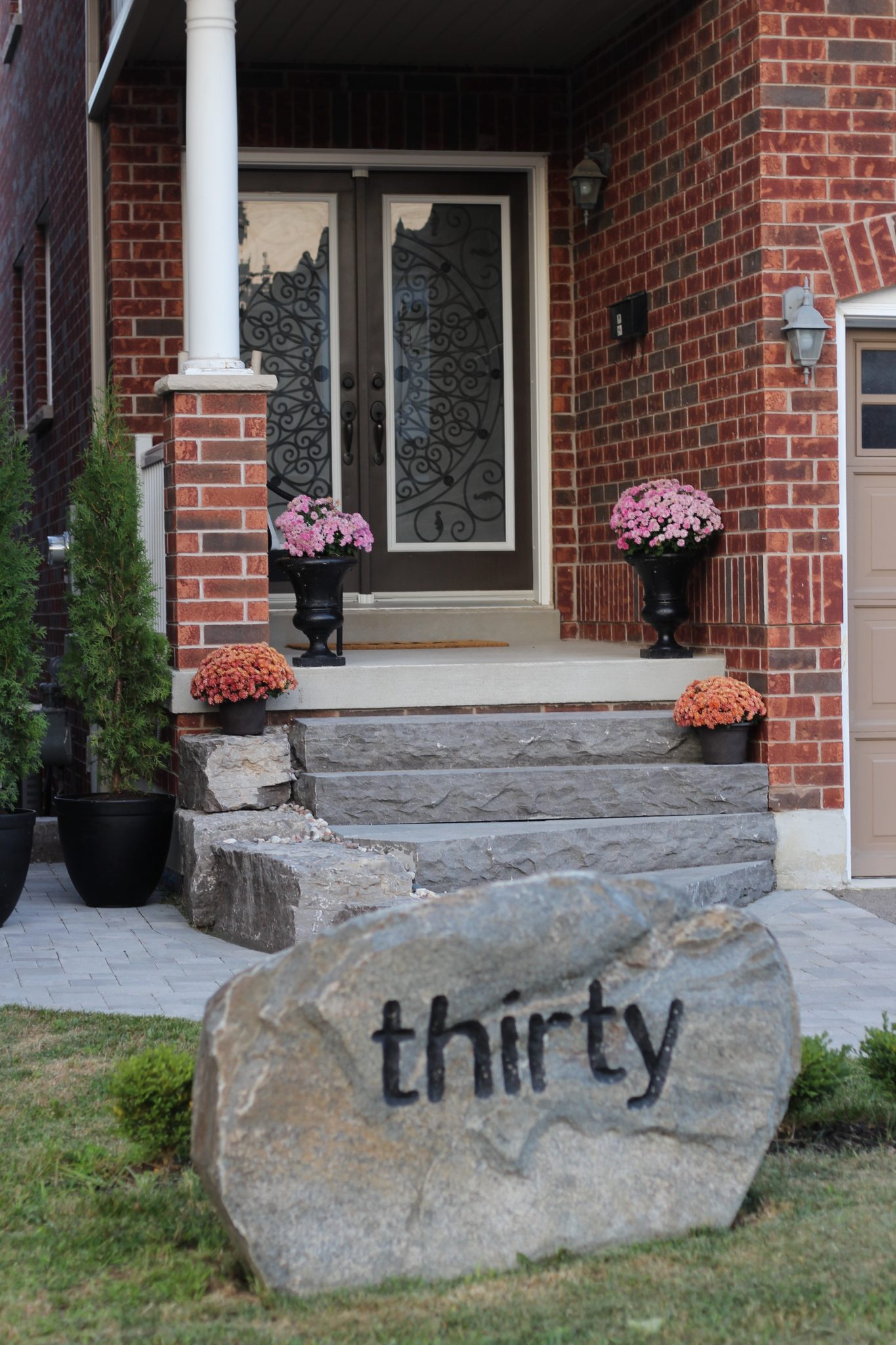 Summer Porch Makeover with Home Depot Canada