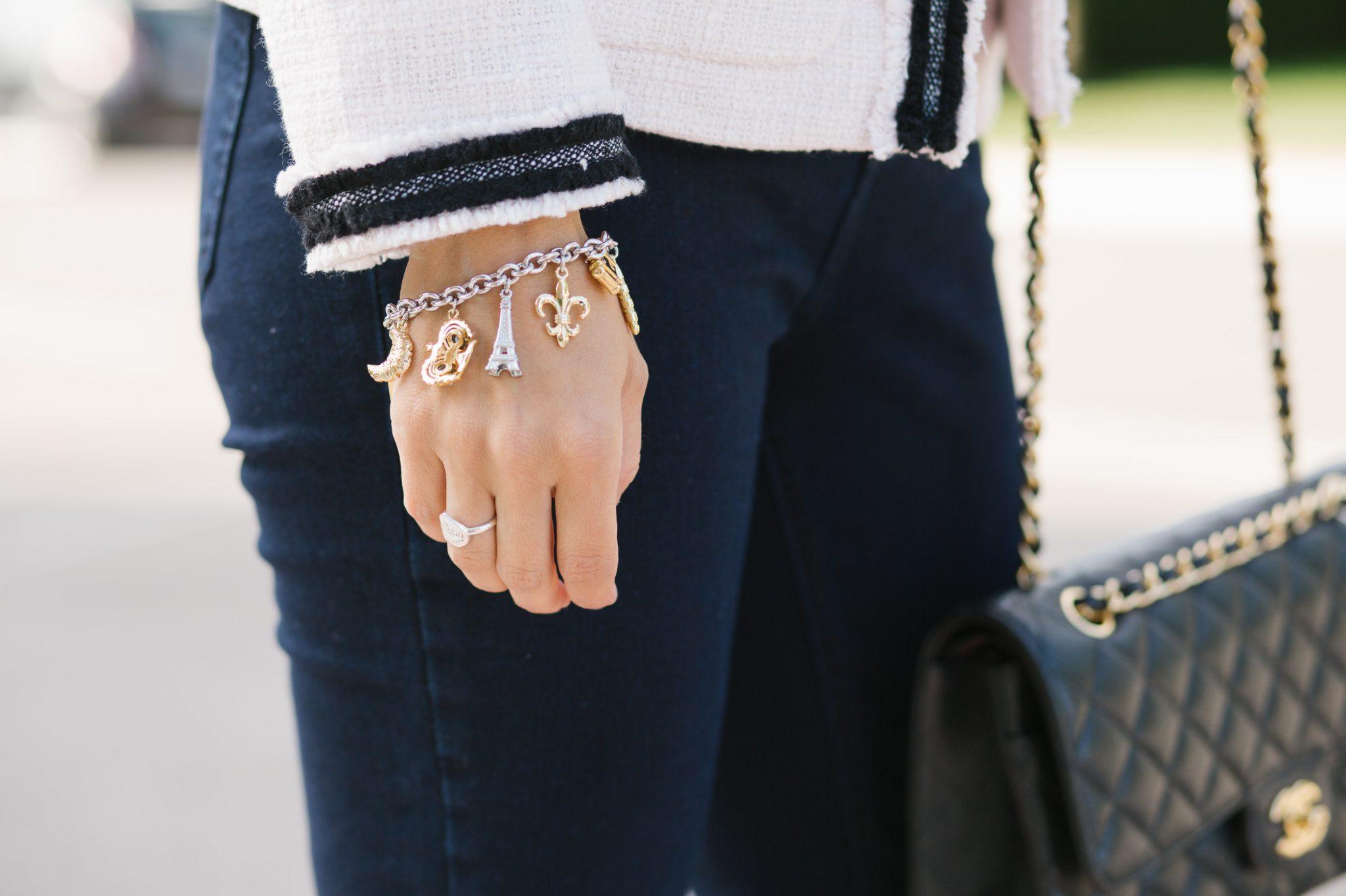 TalbotsLove From Paris Charm Bracelet sparkleshinylove