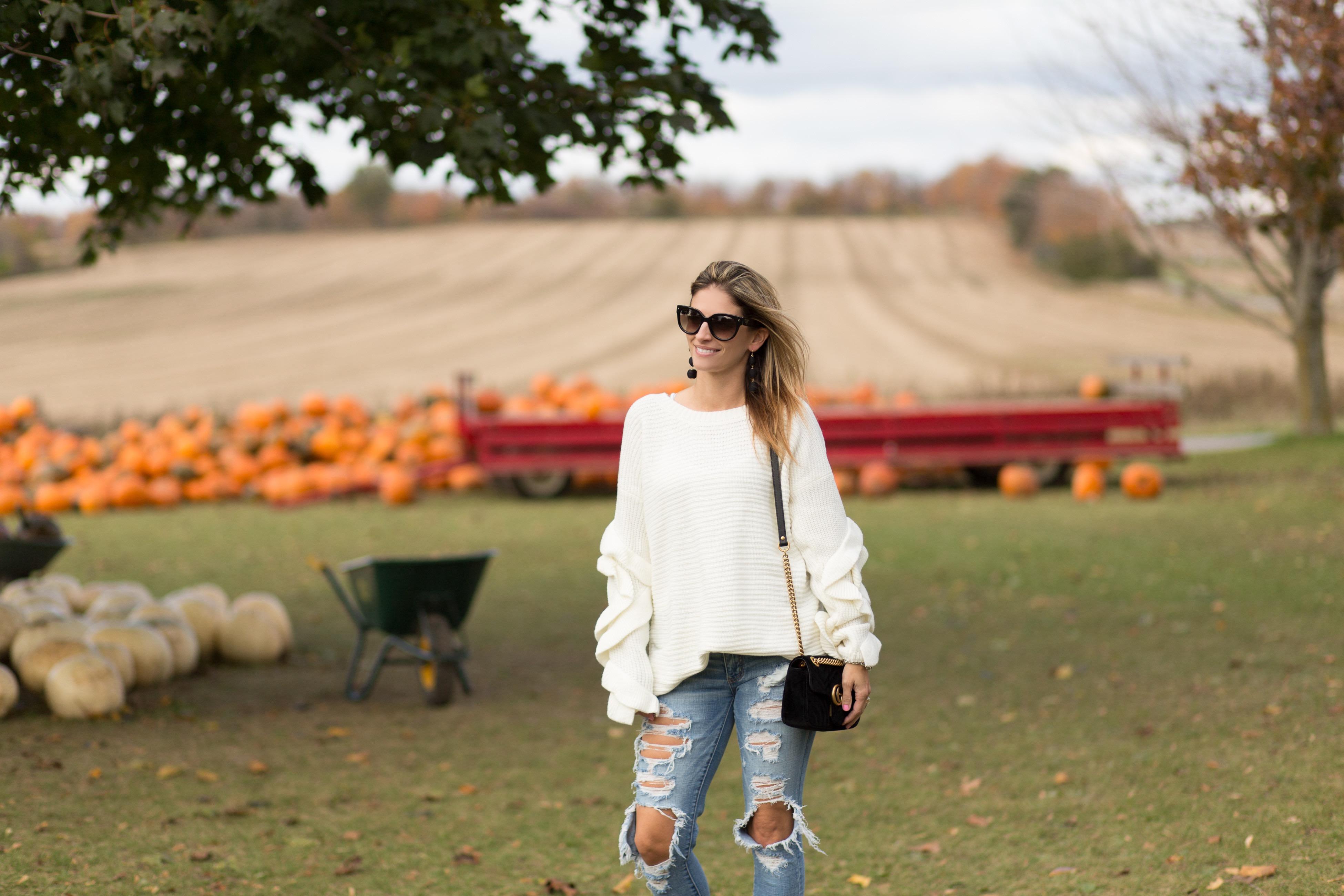 easy fall weekend look