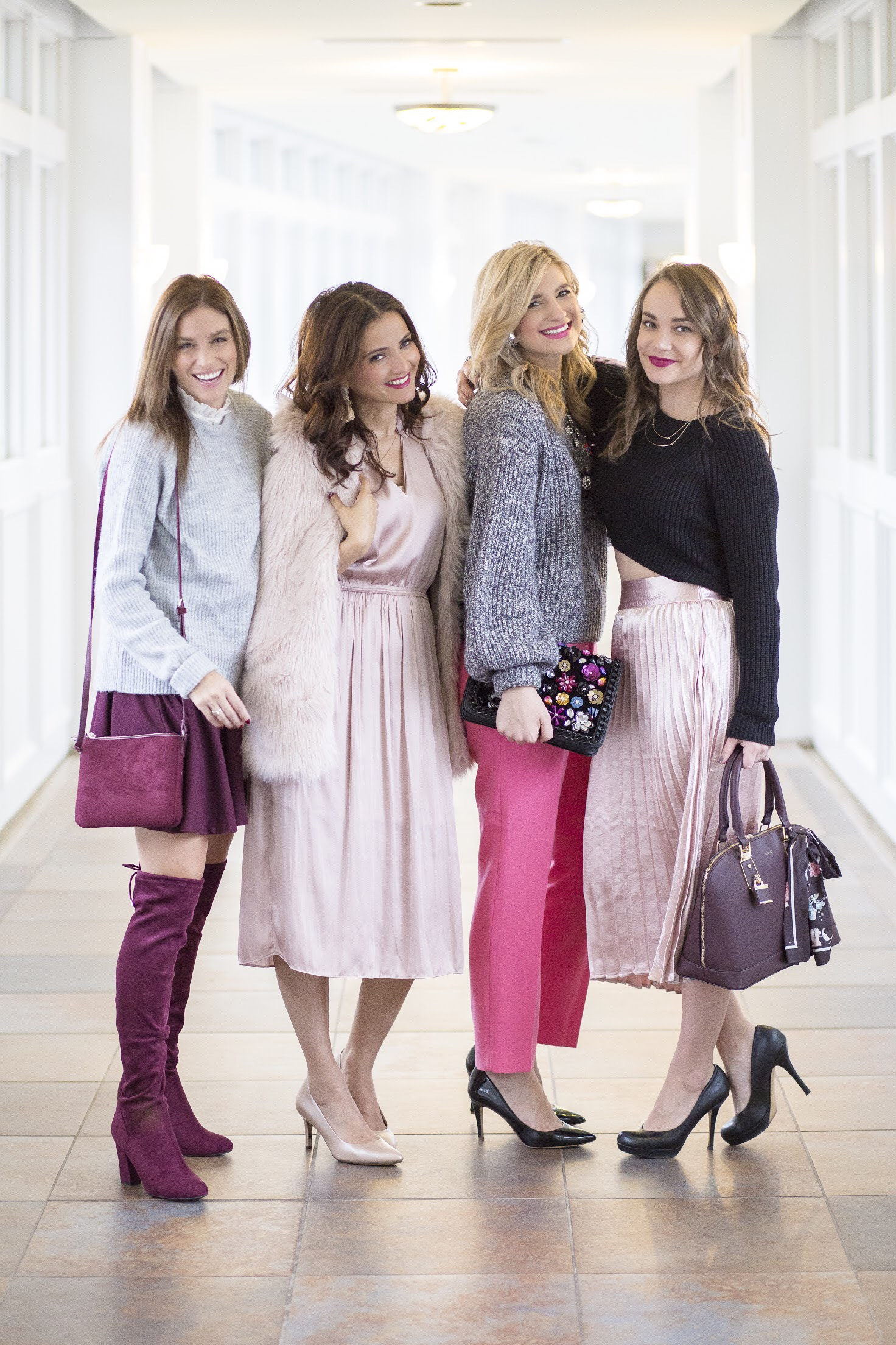 Holiday Style for every occasion with the Oshawa Centre Mandy Furnis sparkleshinylove