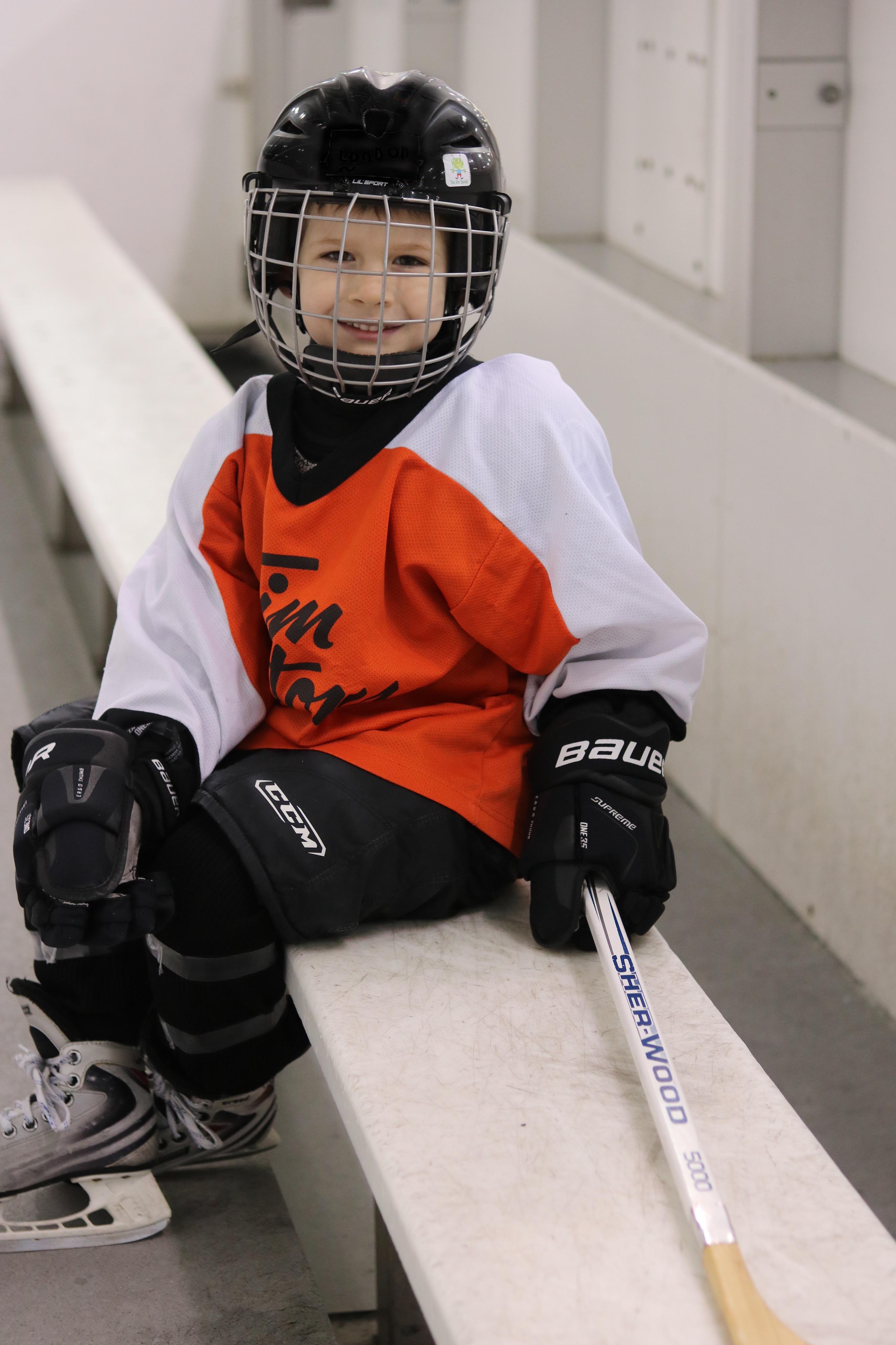 Tips for new hockey moms