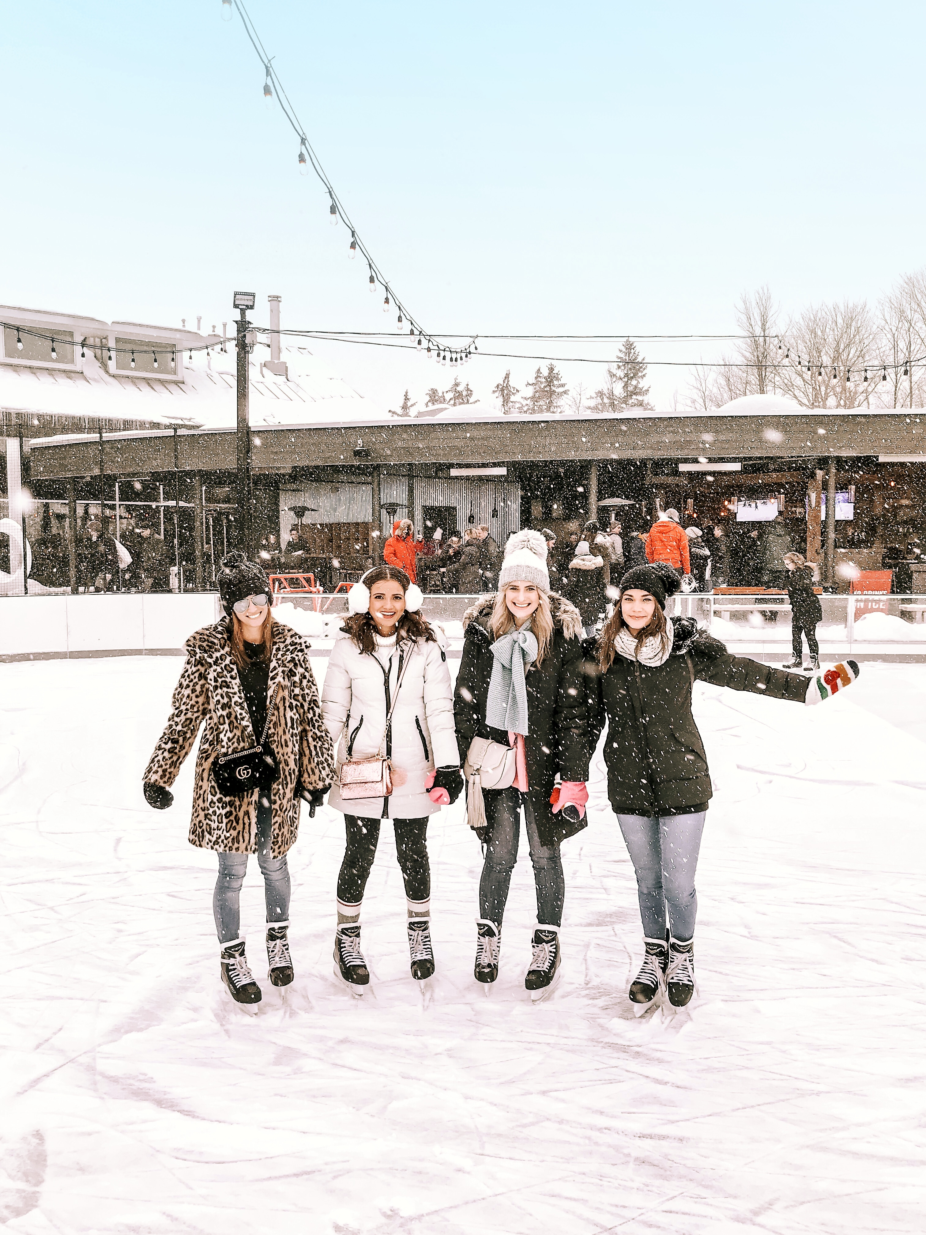 Review of White Oaks Resort; Girls weekend away at White Oaks Resort sparkleshinylove Mandy furnis