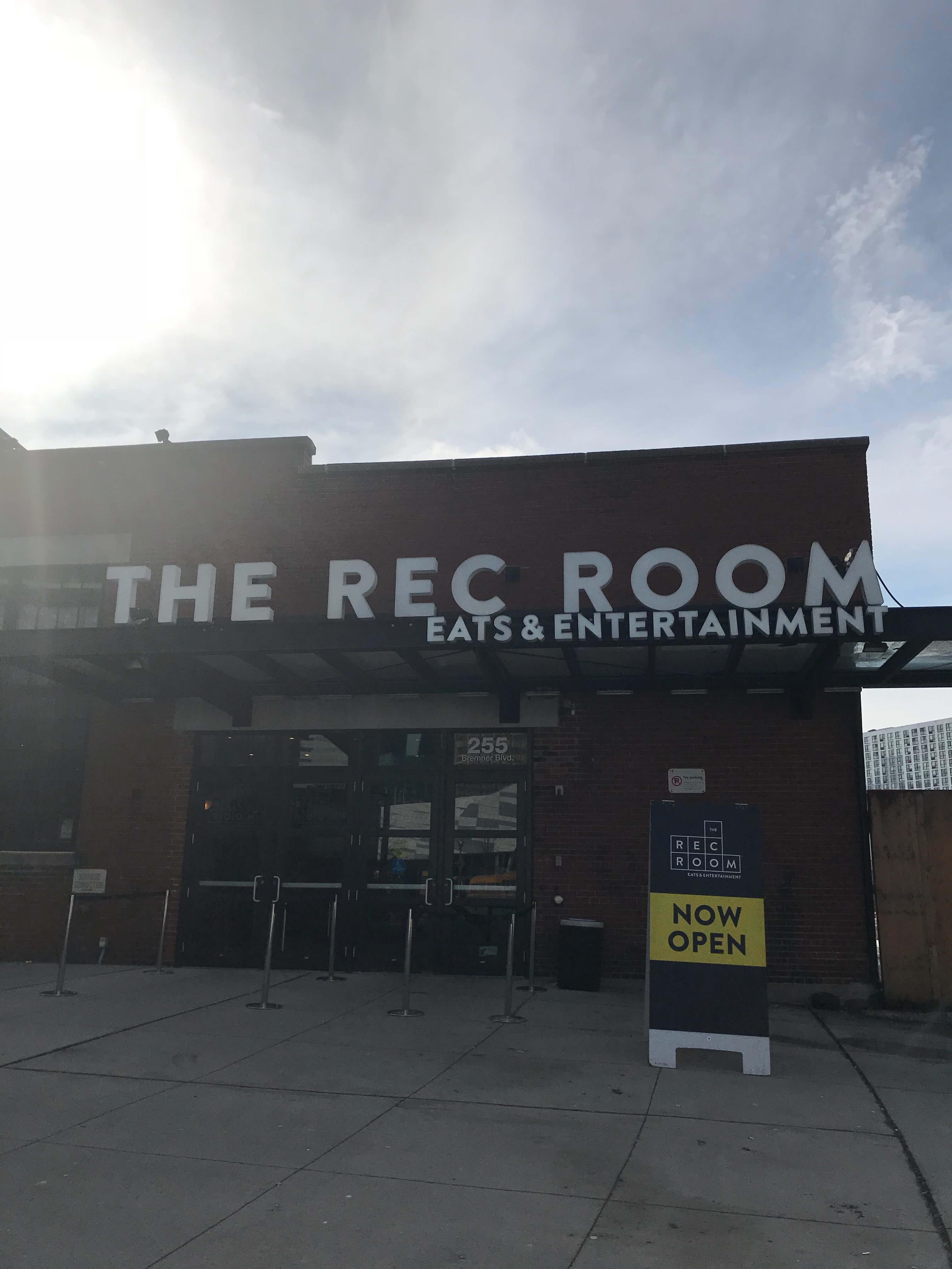 The Rec Room Toronto