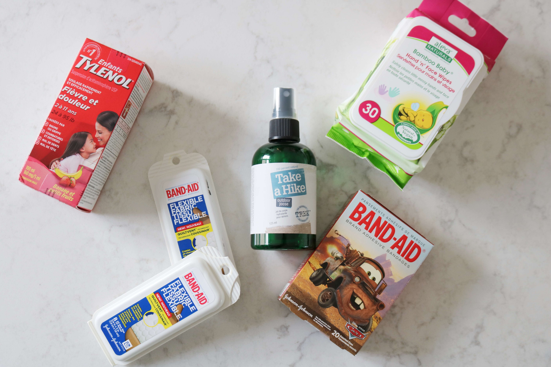 Summer travel essentials from buybuyBaby; sparkleshinylove toddler travel essentials