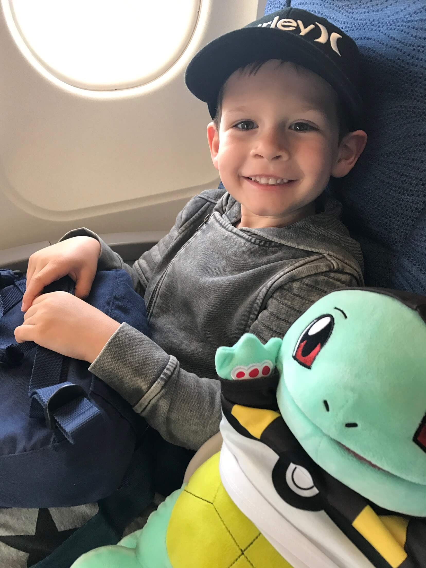 5 Ways That Air Canada Makes Travelling with Kids Easier sparkleshinylove