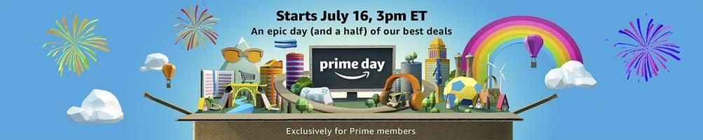 Amazon Prime Day 2018 sparkleshinylove