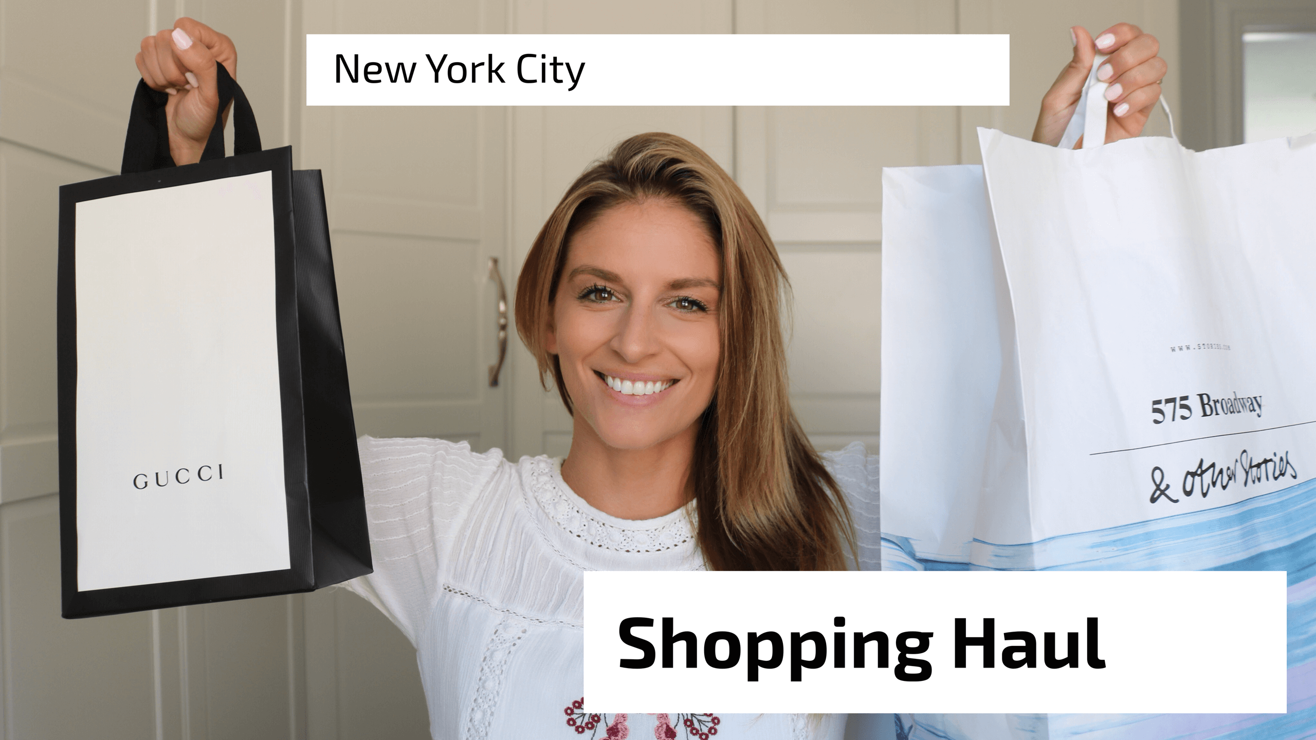 New York City Shopping Haul sparkleshinylove