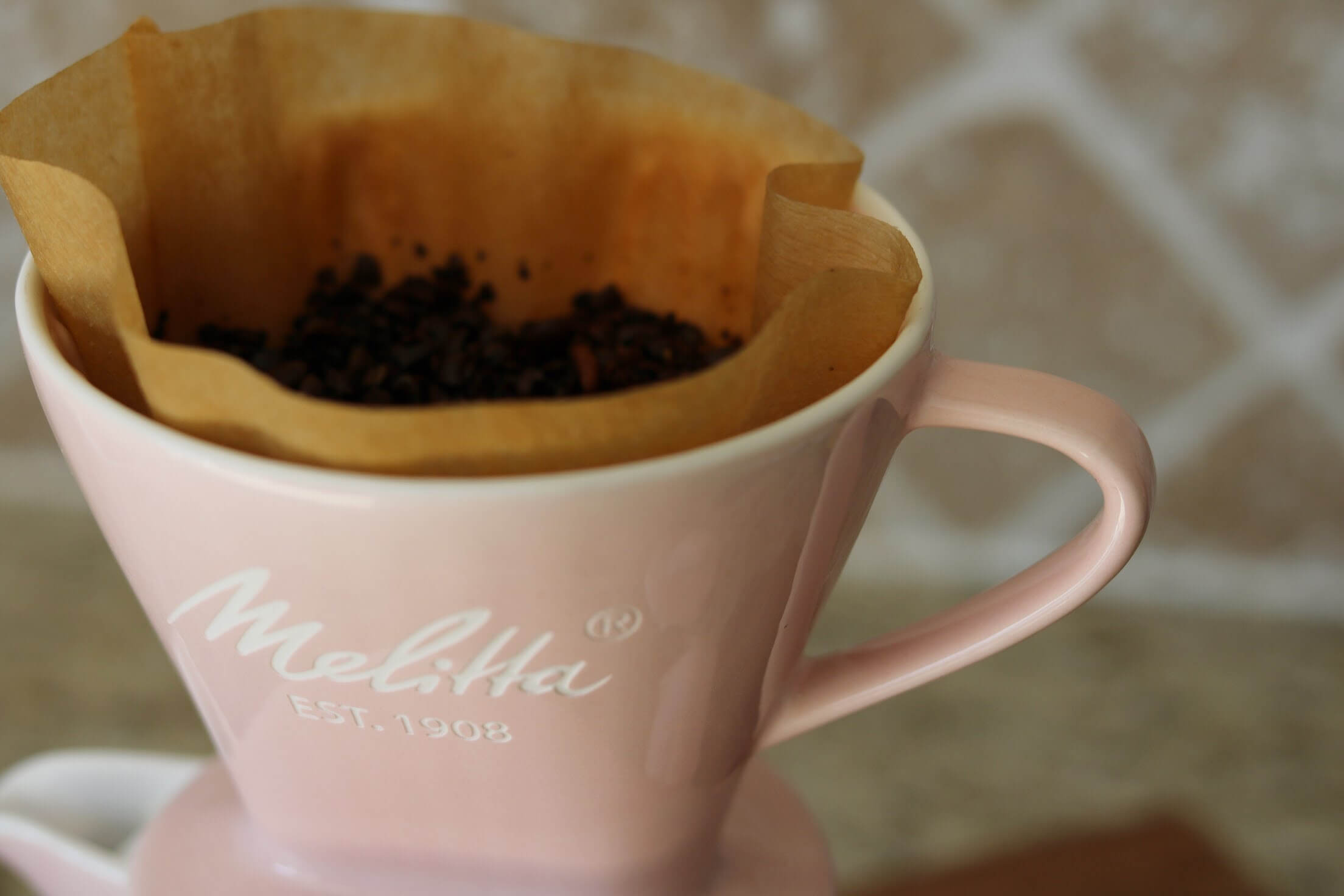 Melitta Pour-Over kit instructions