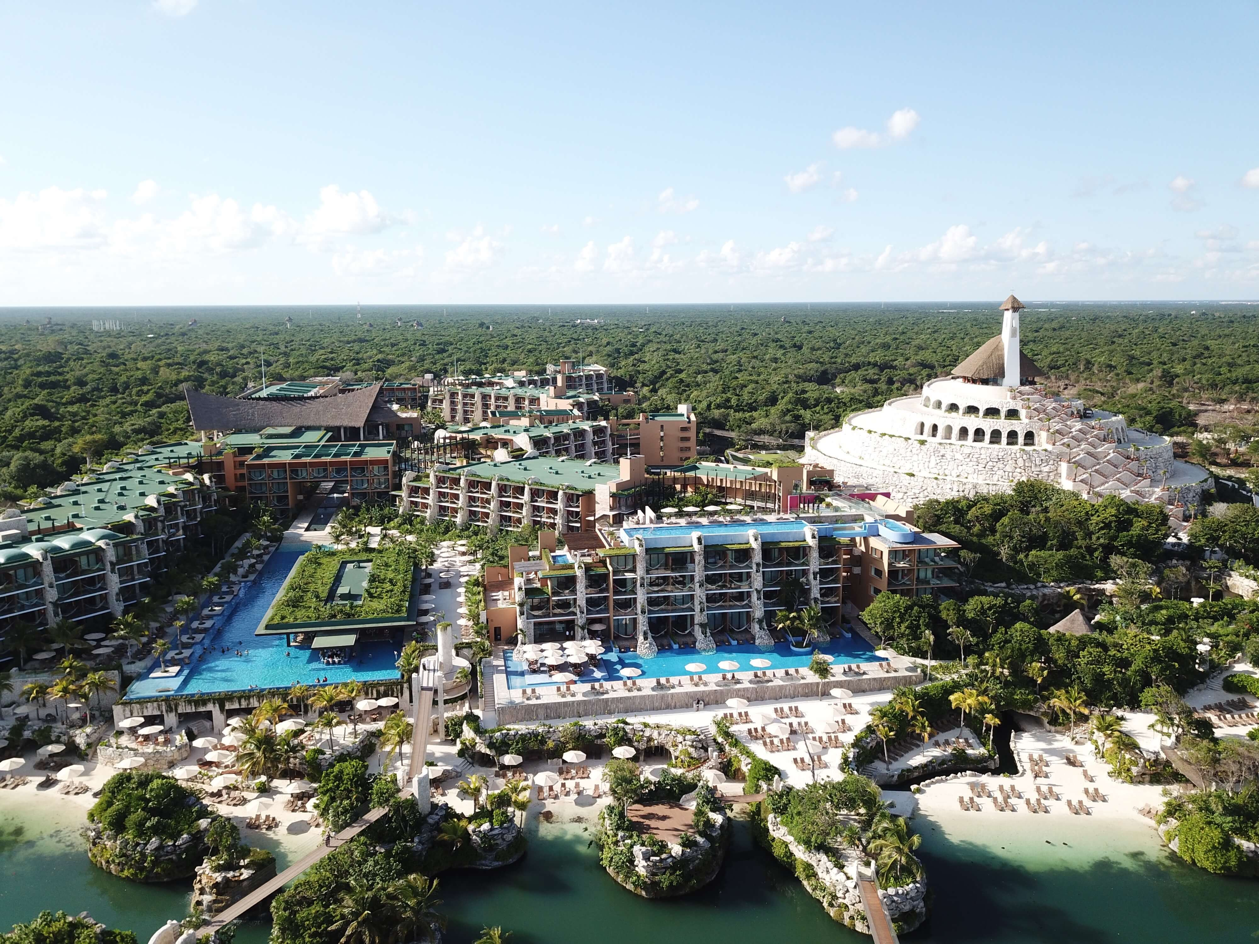 Review of Hotel Xcaret Mexico with Air Canada Vacations sparkleshinylove