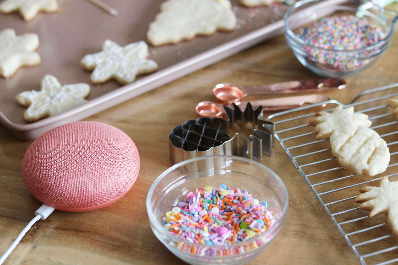 Google Home Mini Review sparkleshinylove