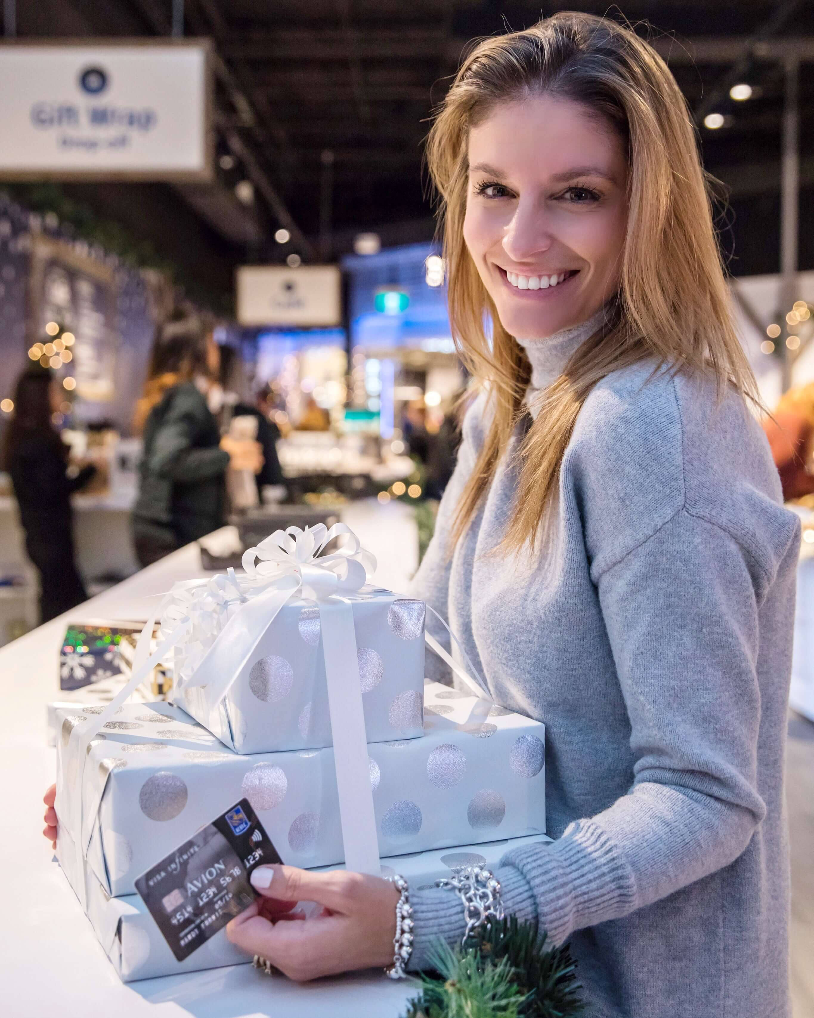 The Perks of Being an Avioner at the RBC Avion Holiday Boutique!