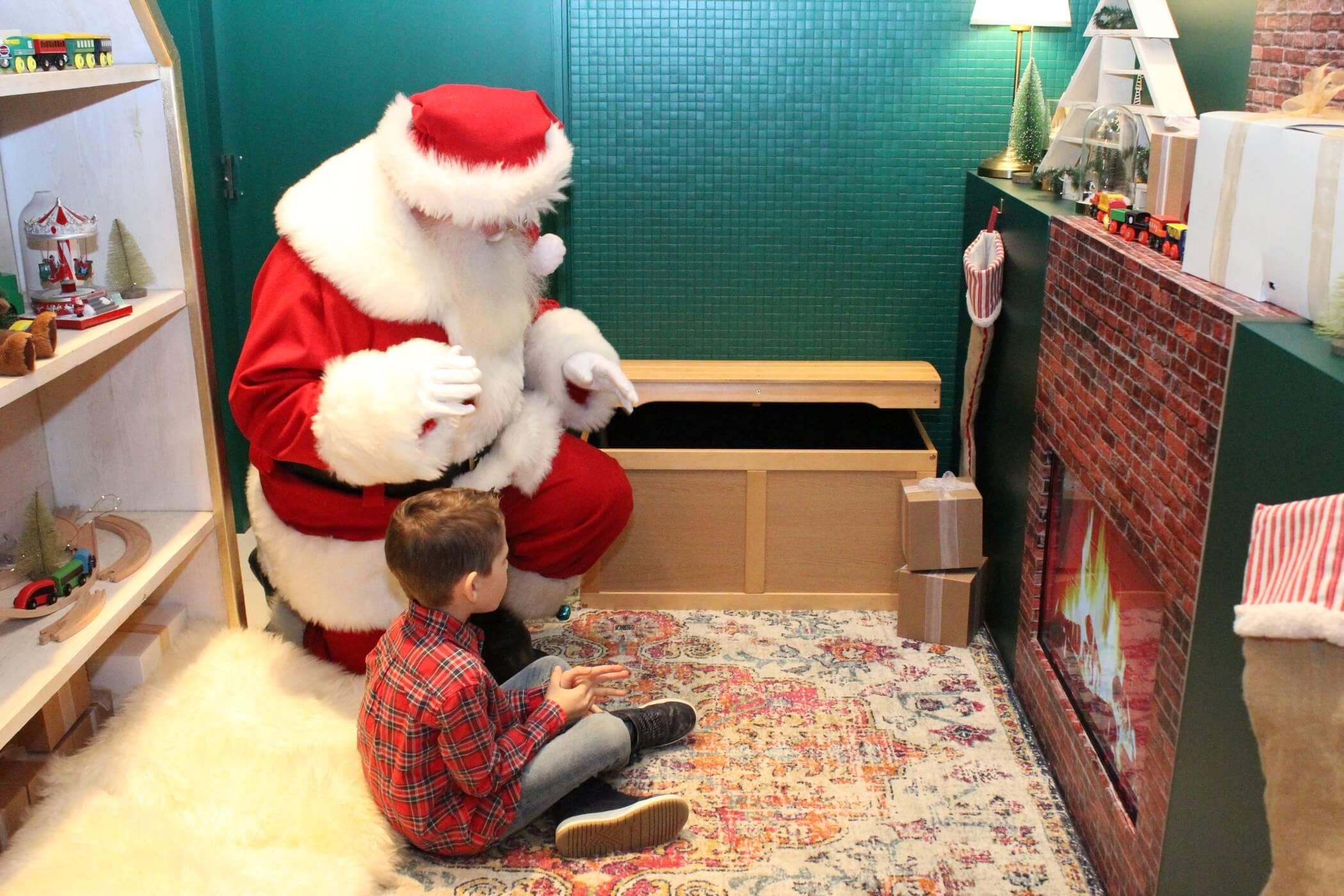 Santa's Secret Workshop Scarborough Town Centre