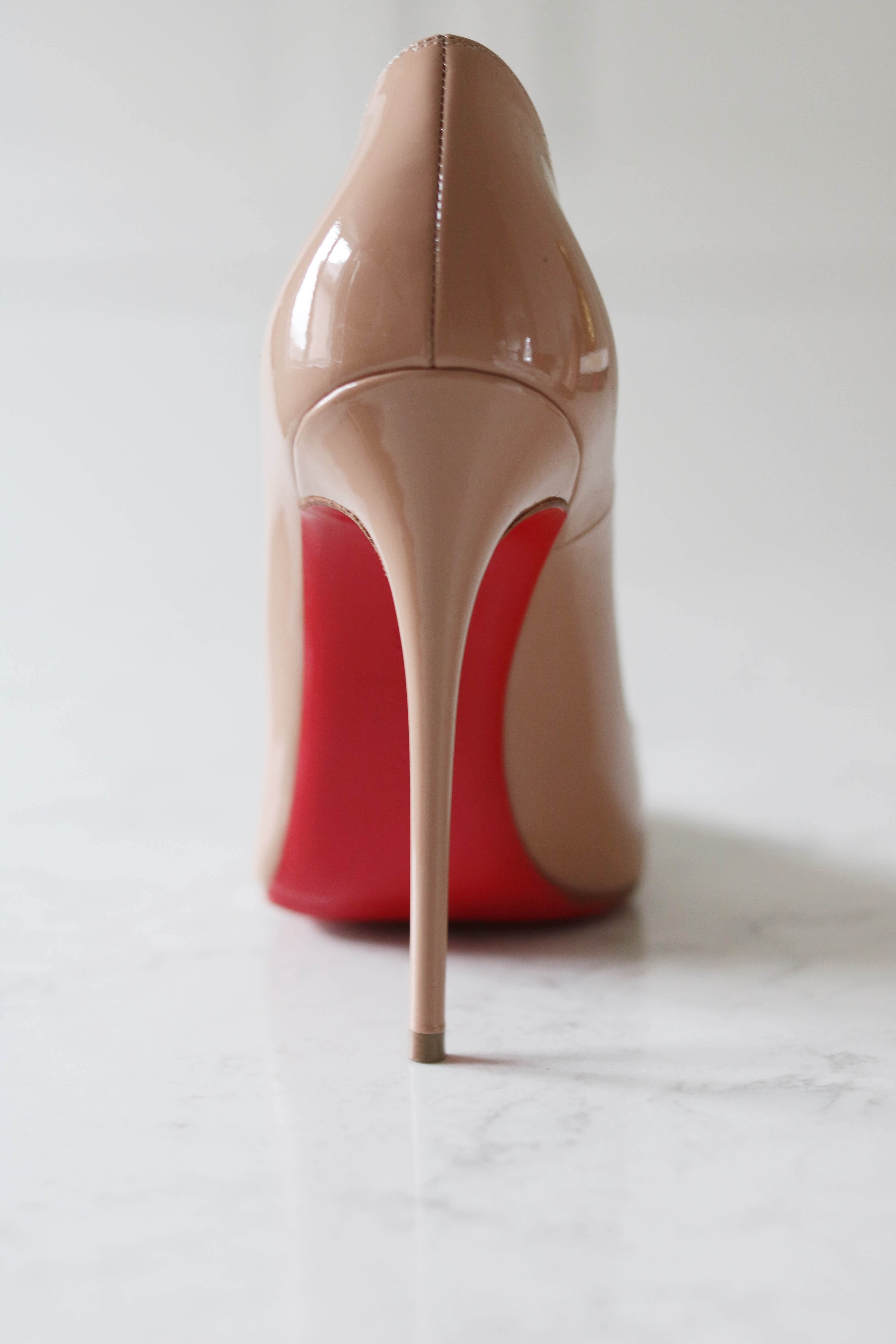 cb391ee8068e Tips on How to Take Care of your Christian Louboutin Shoes ...