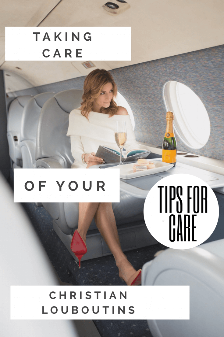 Tips on How to Take Care of your Christian Louboutin Shoes