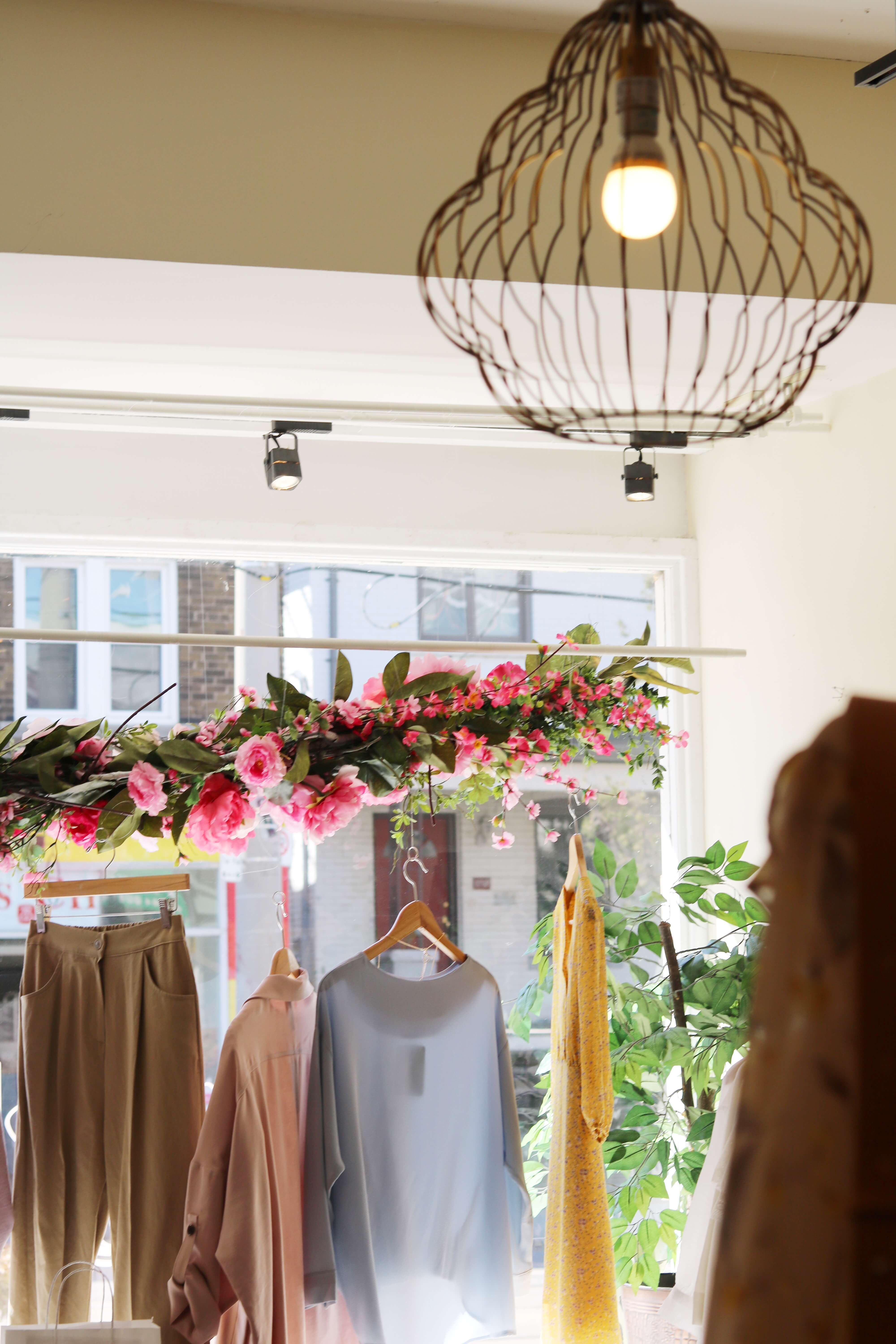 Shopping small with Moneris; #monerismatch; sparkelshinylove shopping at Sylvie and Shimmy