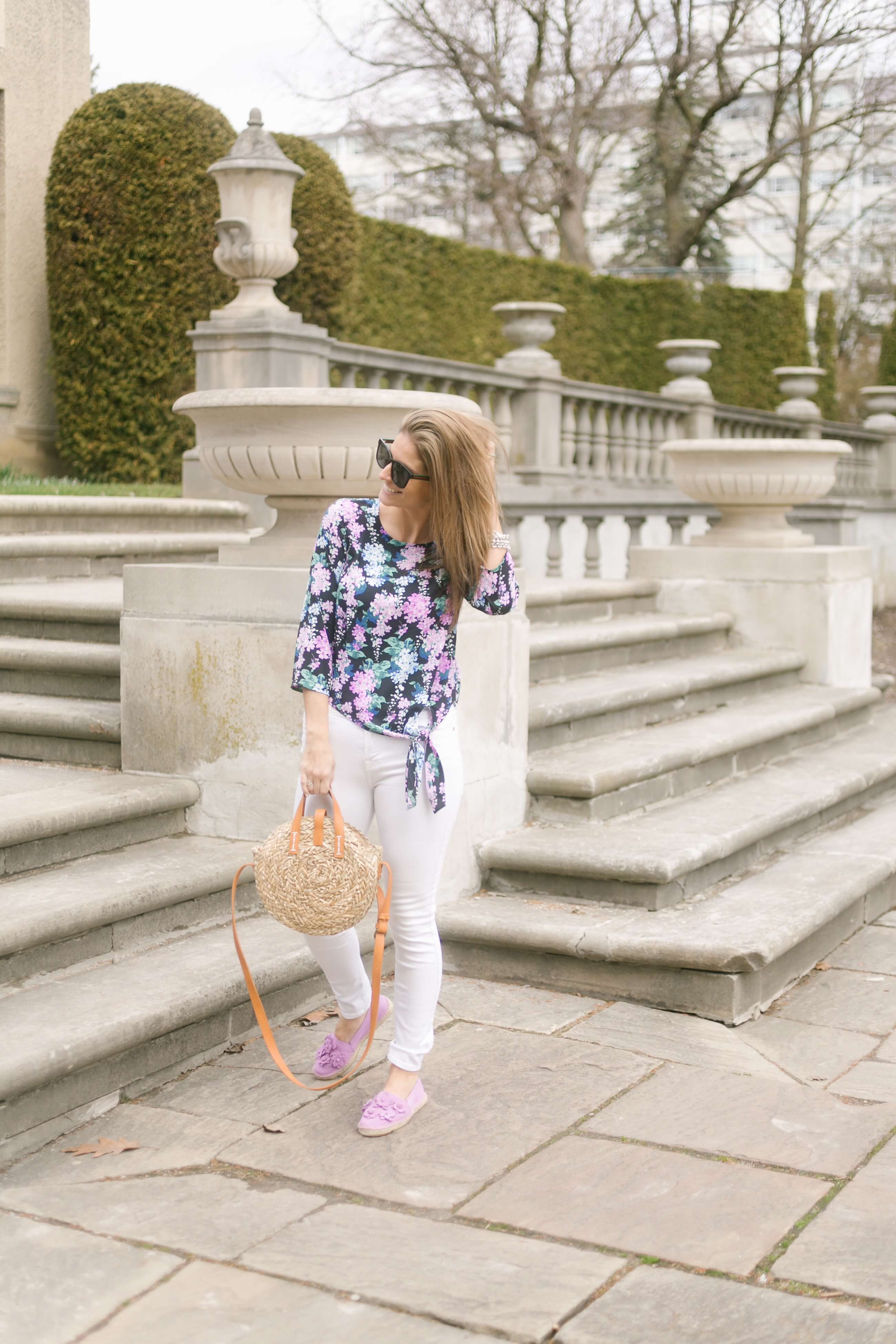 Spring long from Talbots; mandy furnis sparkleshinylove whitby blogger