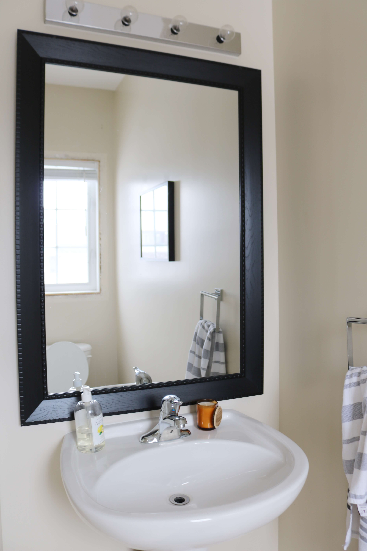 Before bathroom renovation photos