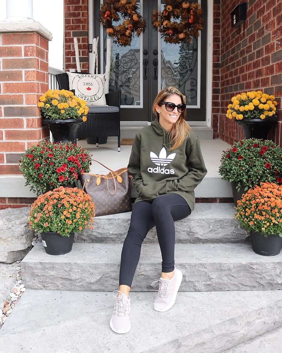 Adidas Sweatshirt sparkleshinylove
