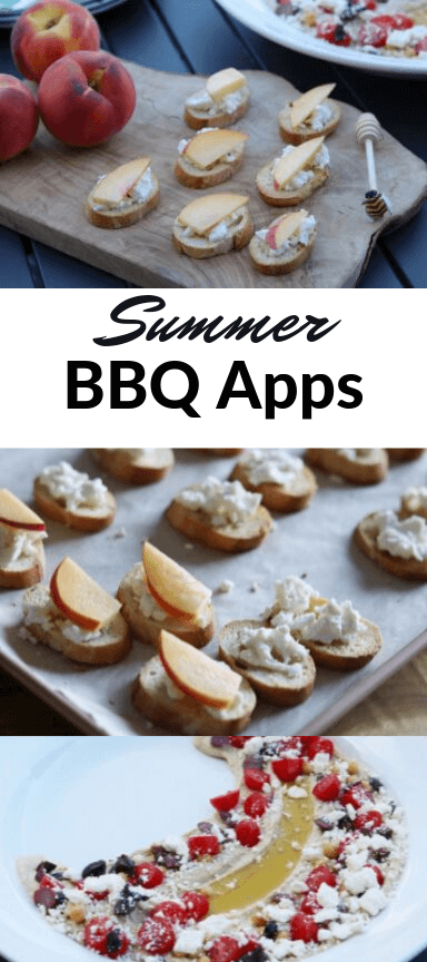 Summer BBQ App Ideas