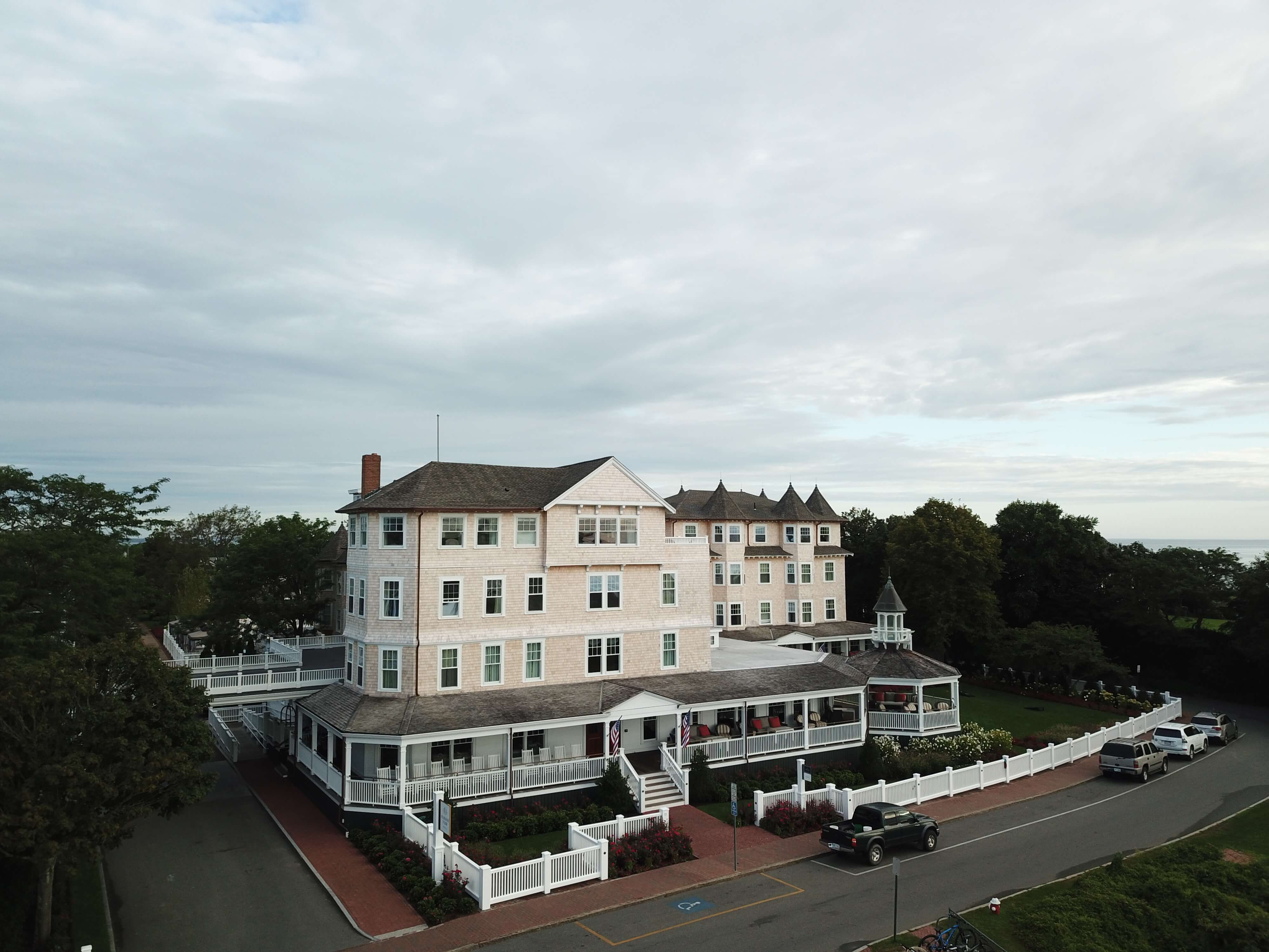 Review of our Stay at the Harbor View Hotel in Martha's Vineyard