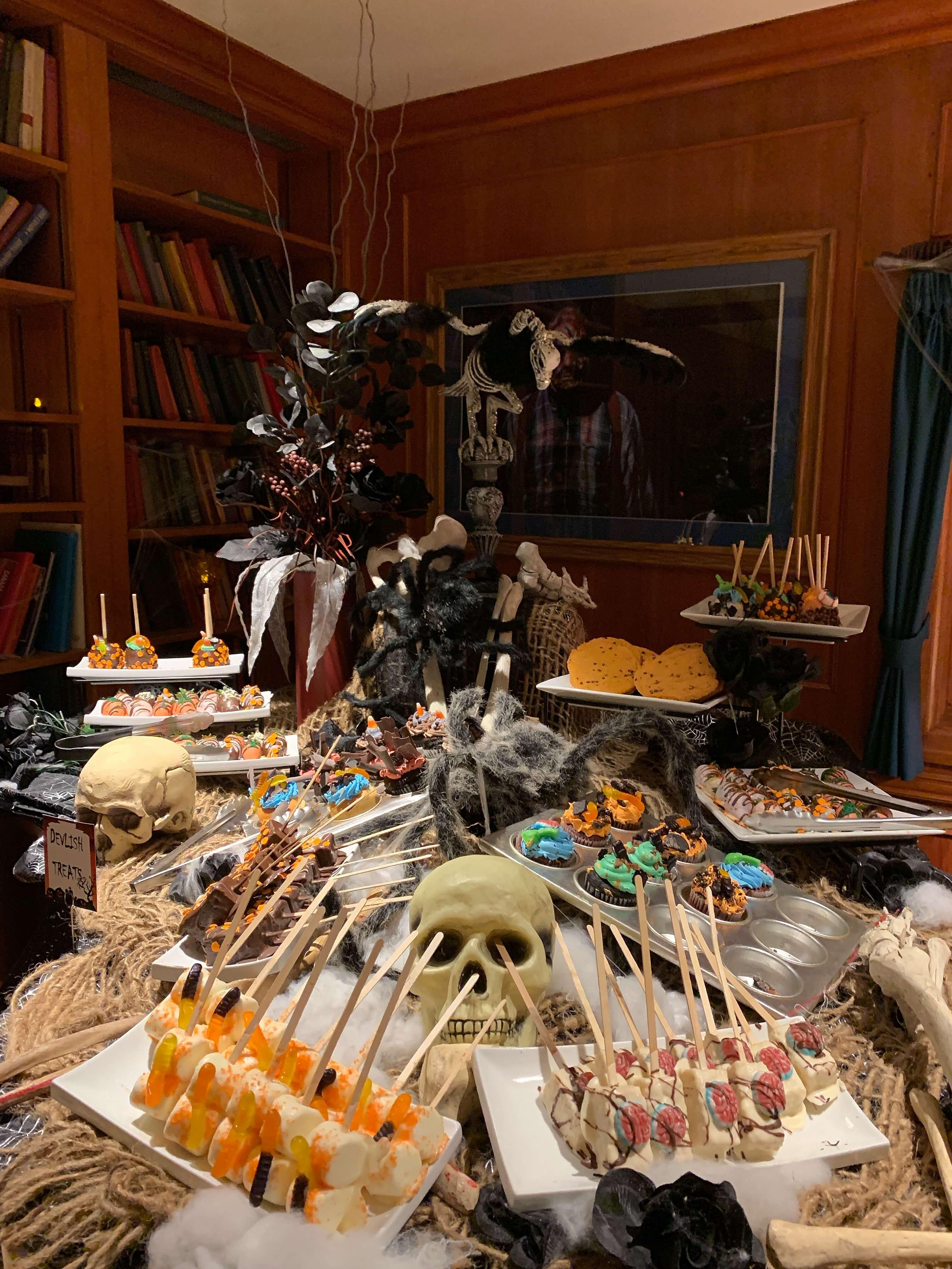 Halloween Haunt and Camp Spooky 2019; #wondercrew