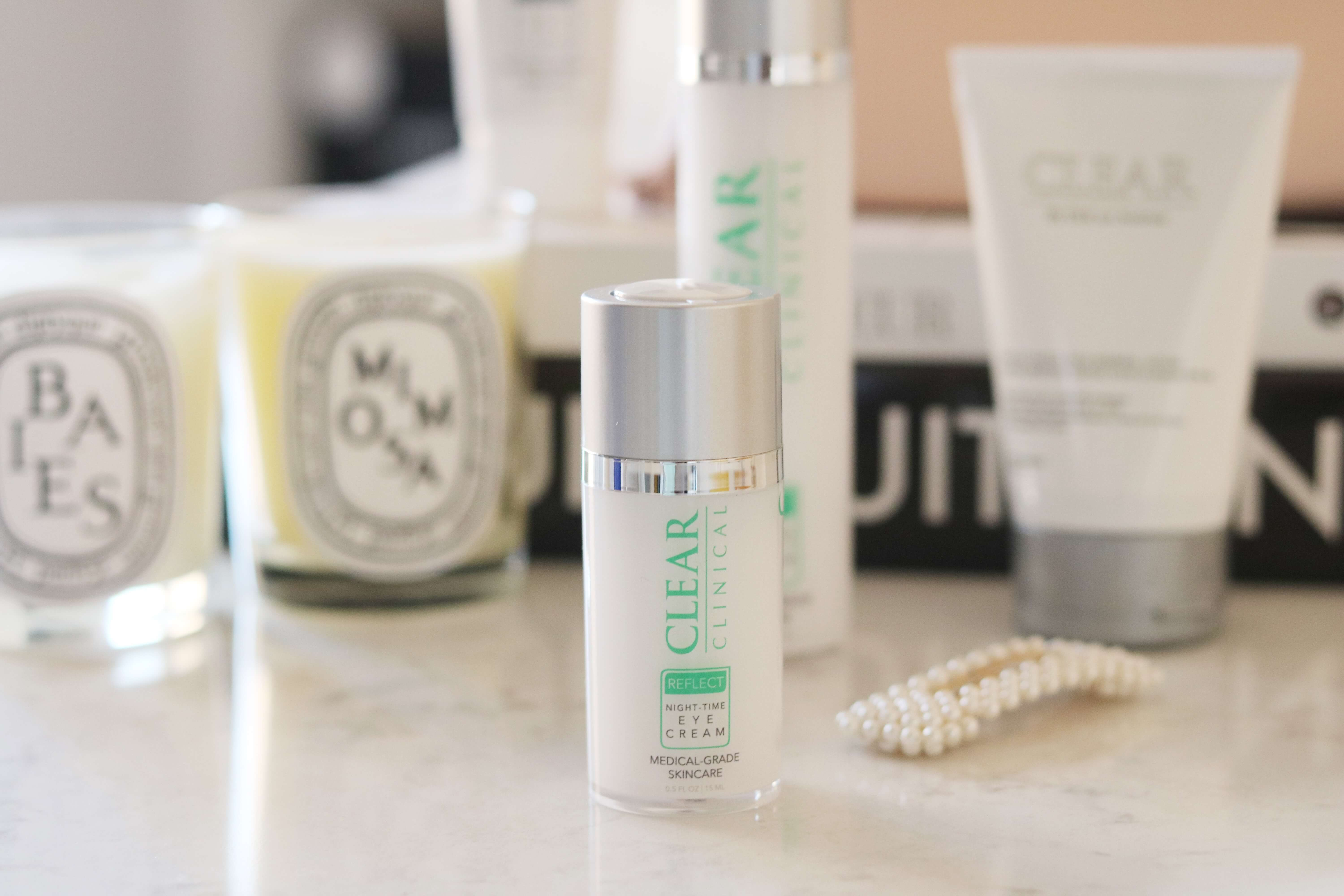 Clear Clinical Skincare review; DLK on avenue review; clear clinical promo code