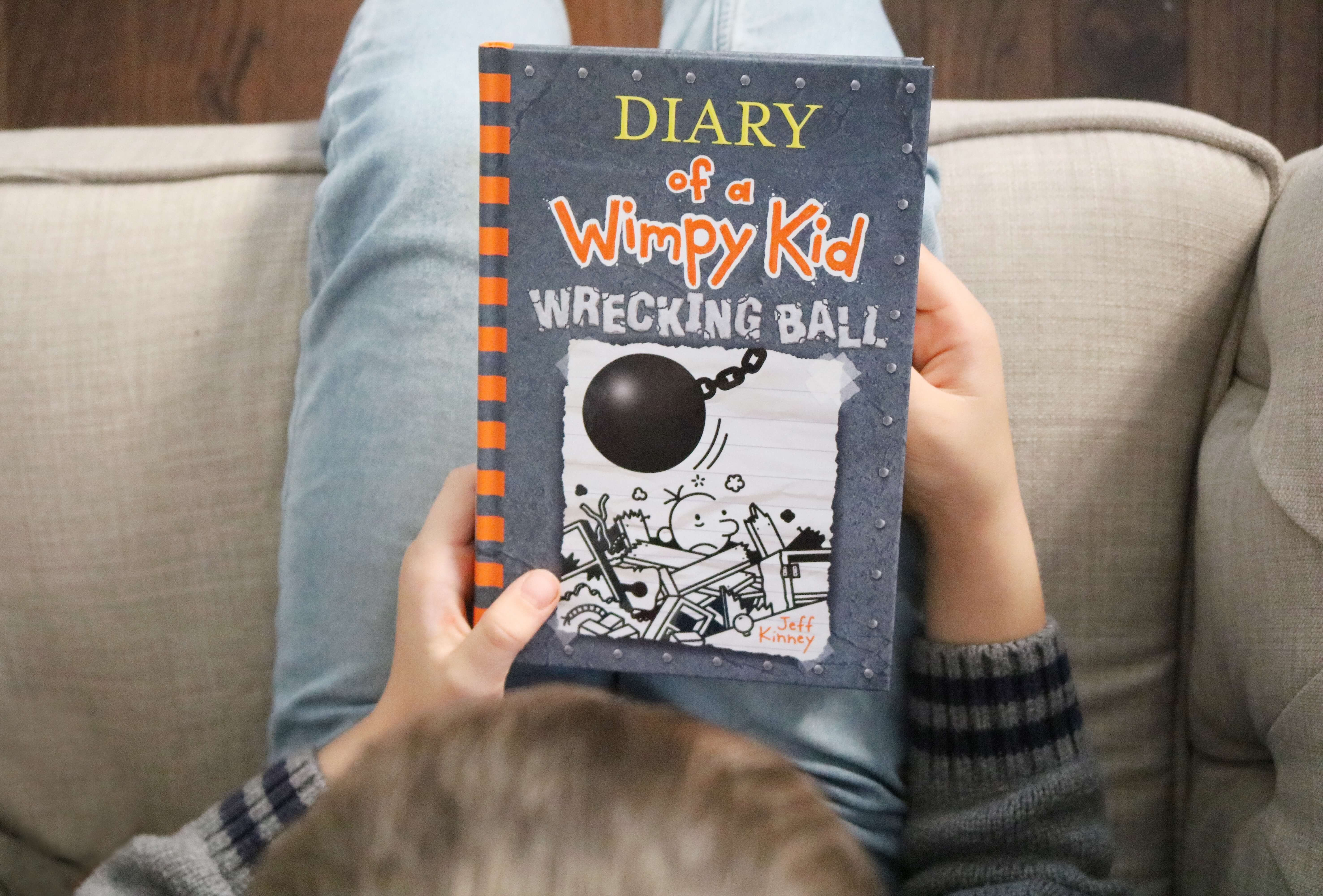 Diary of a Wimpy Kid Wrecking Ball Review