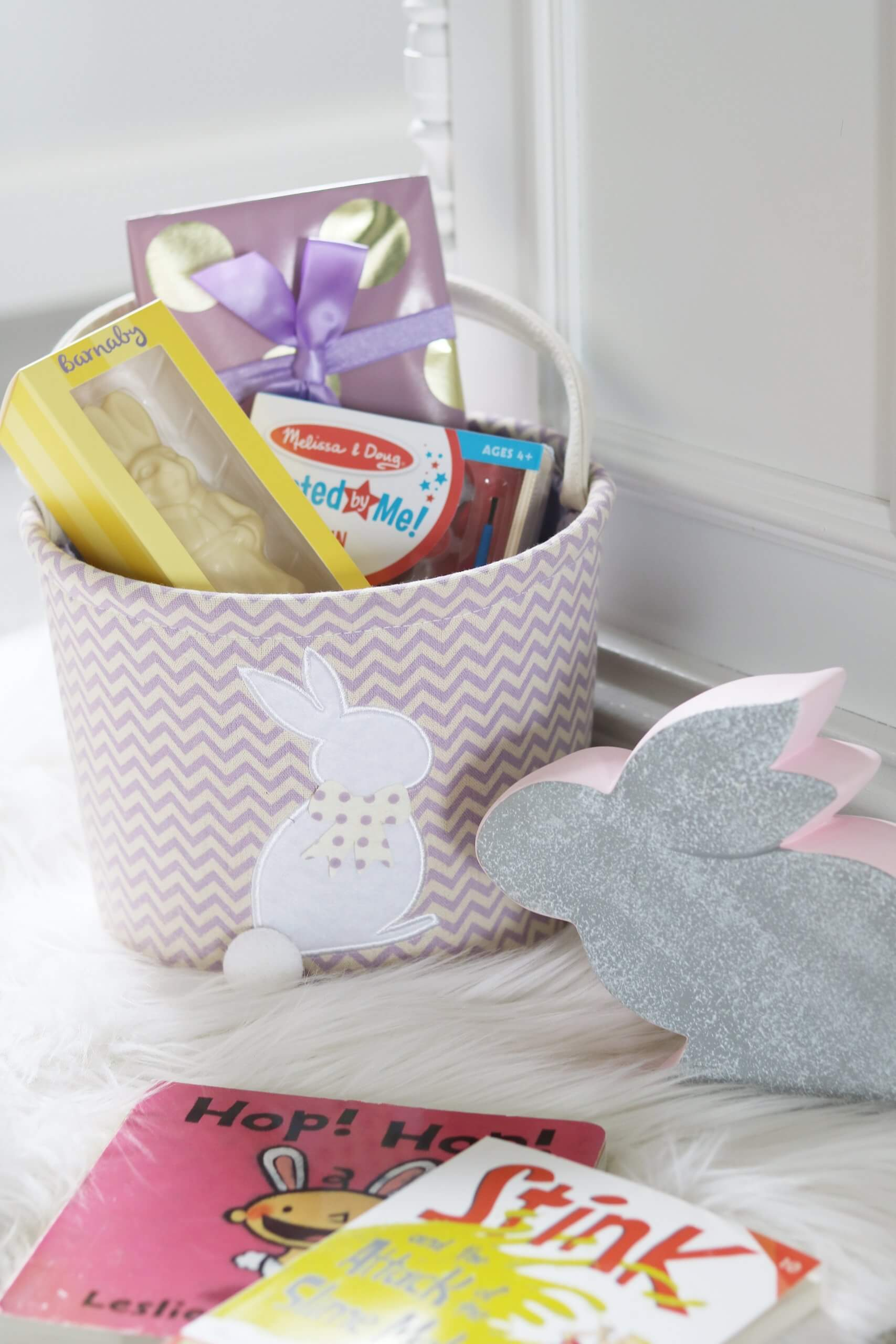Easter Basket Ideas that you can buy from home