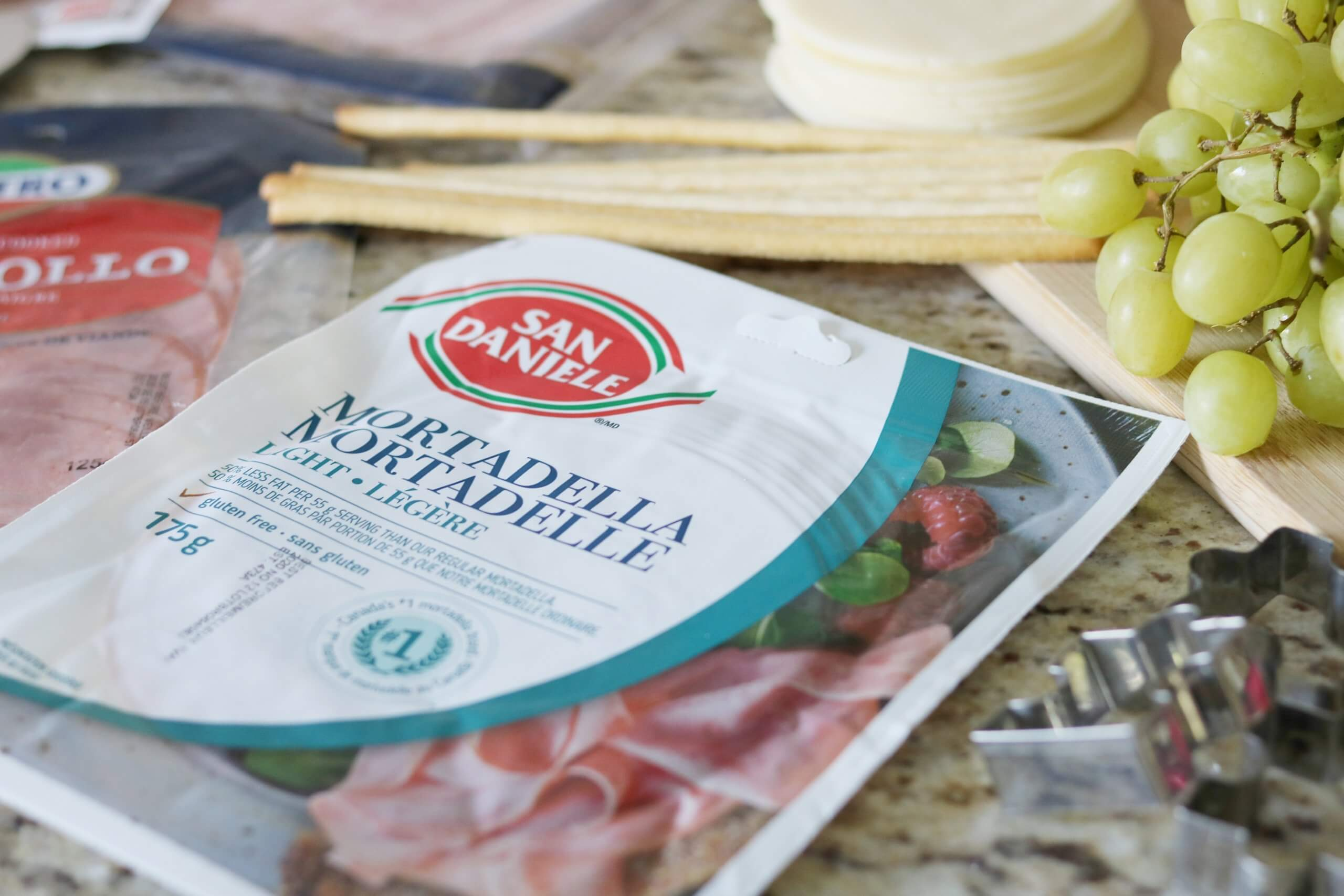 Creating a Fun Kid's Charcuterie Board with Mastro & San Daniele