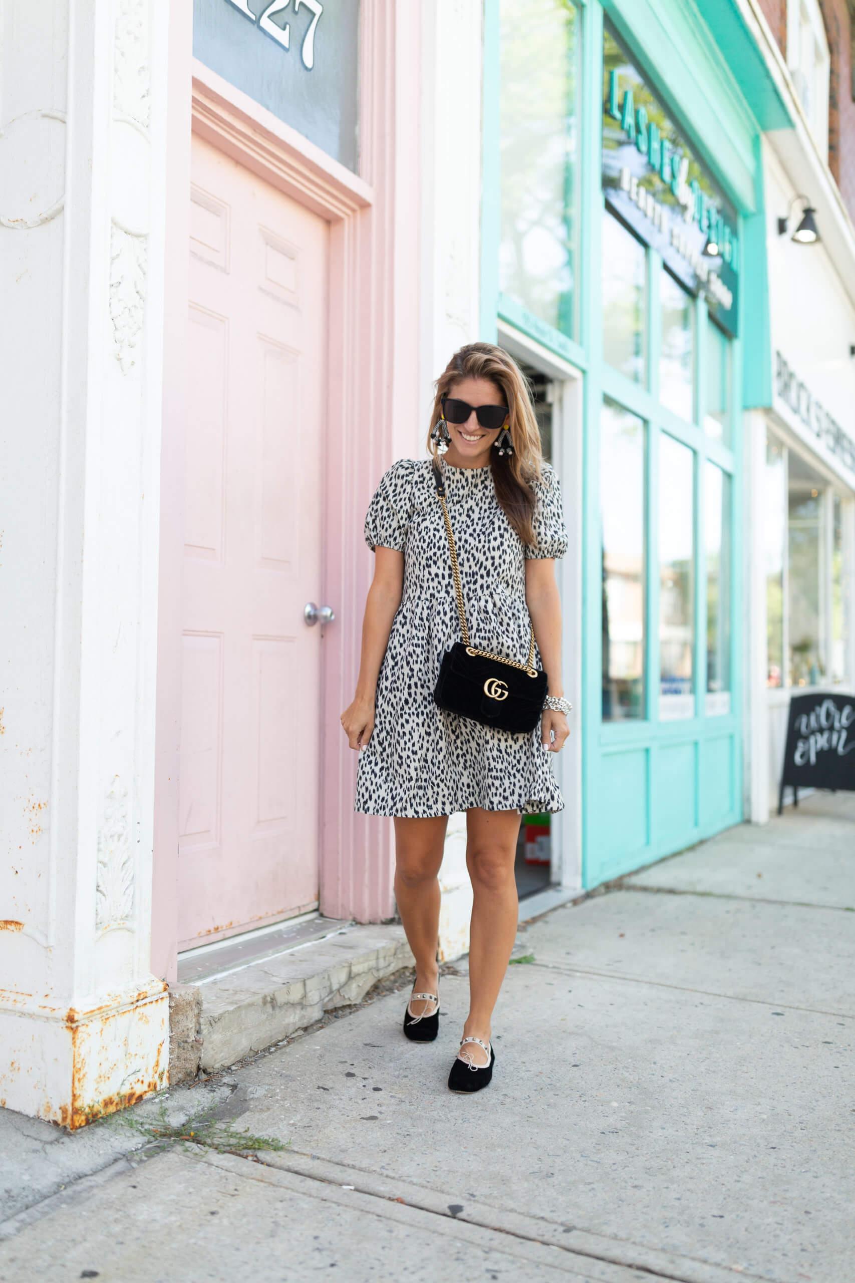 Leopard Chicwish dress; summer leopard dress; Mandy Furnis sparkleshinylove; durham region blogger