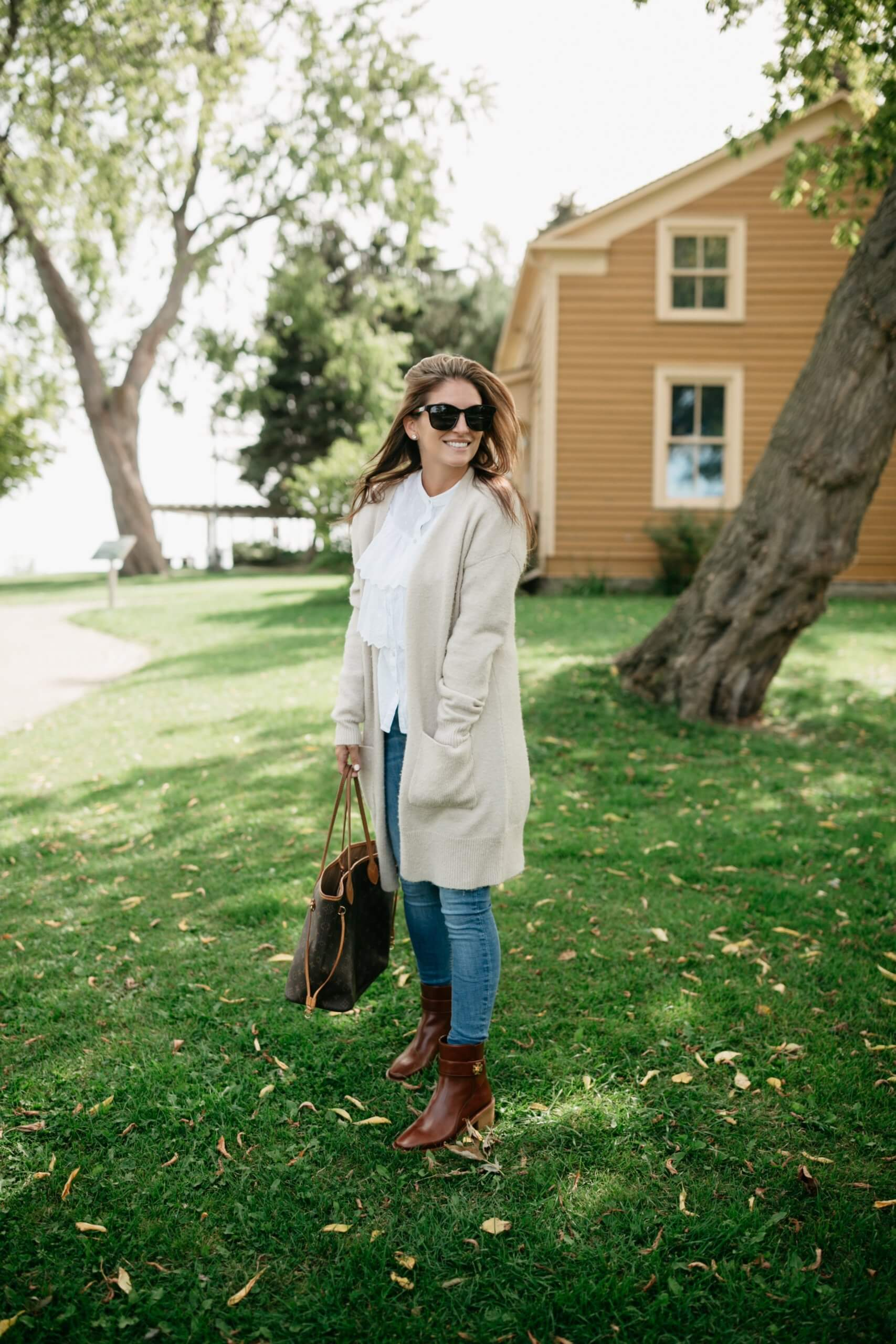 Easy Fall Look; Mandy Furnis; sparkleshinylove; fall style