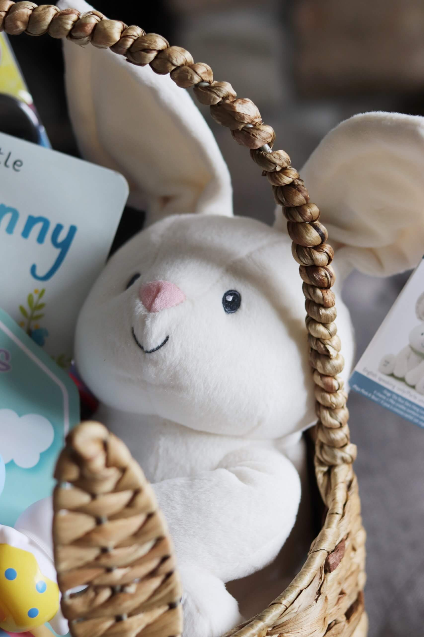 Easter Basket ideas from buybuyBABY Whitby; Easter Basket ideas