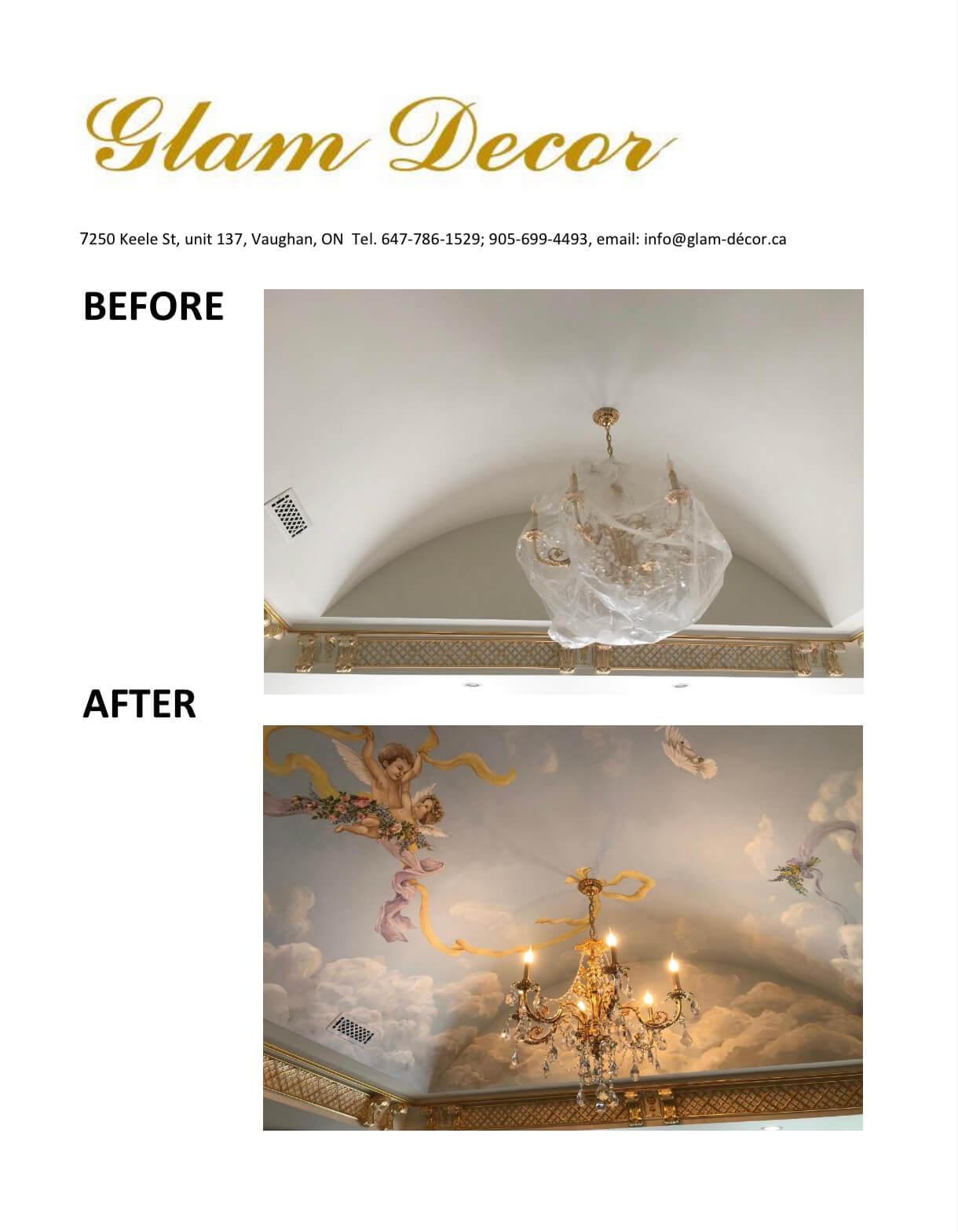 Glam Decor Improve Canada sparkleshinylove