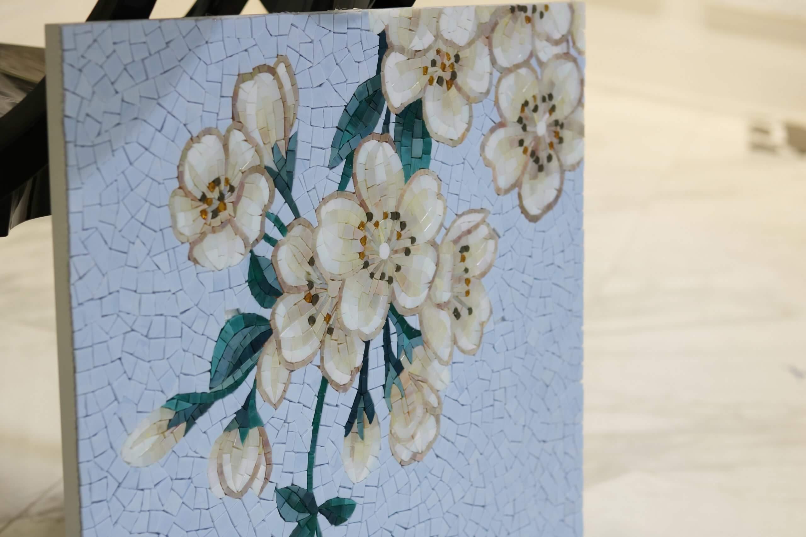 Artistic Mosaic Improve Canada
