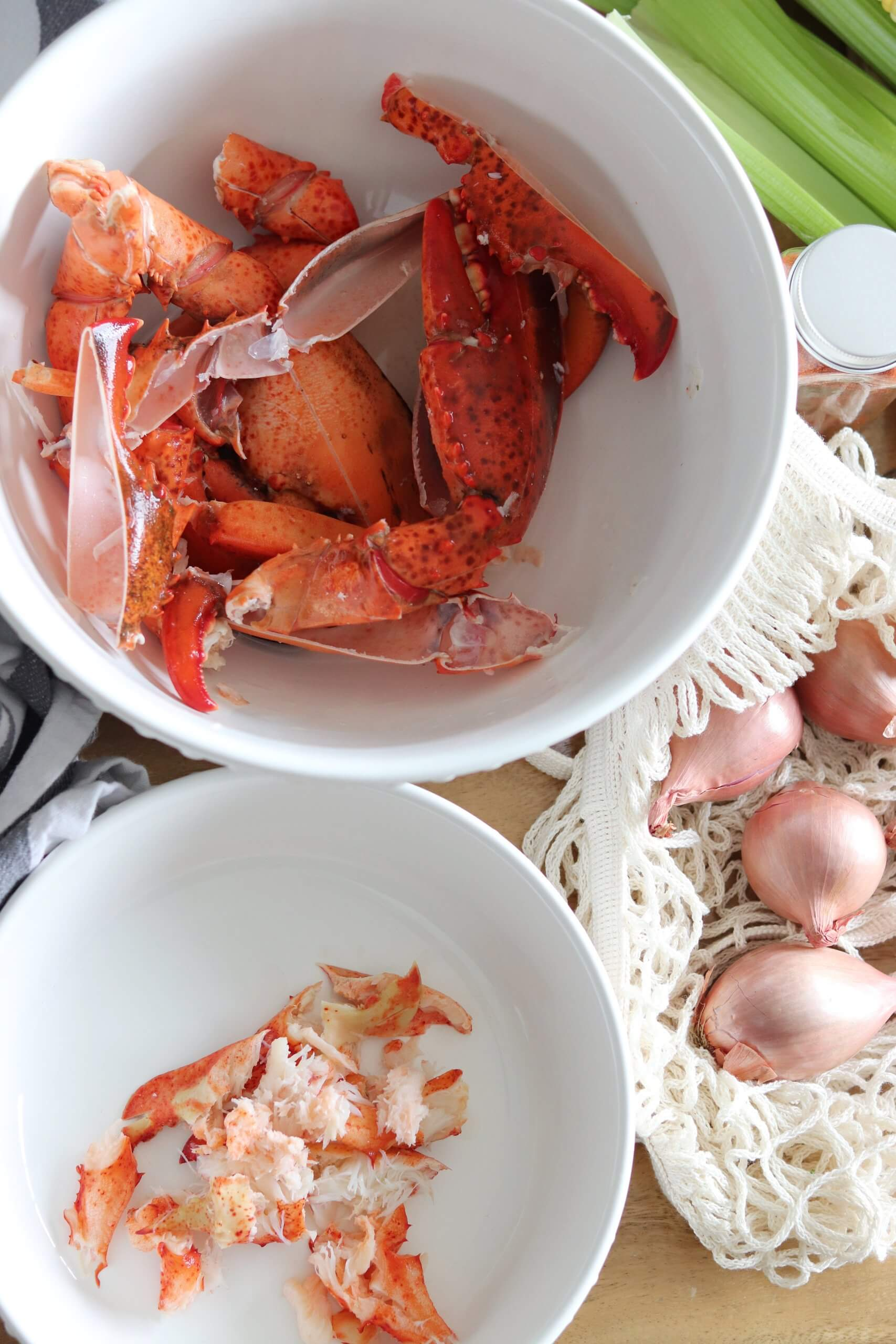 Making a Family Favourite Recipe with French Shallots