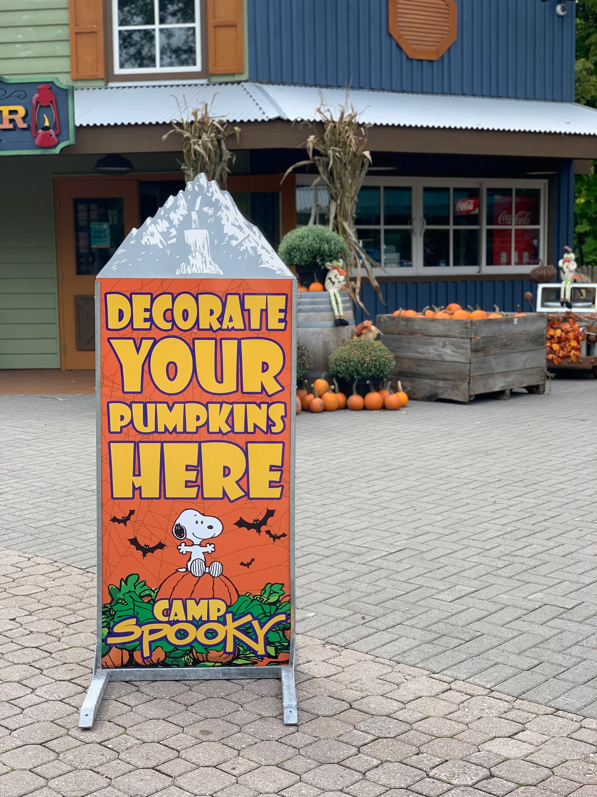 Camp Spooky at Canada's Wonderland